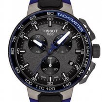 Tissot T-Race Cycling Acero 44.50mm Bronce