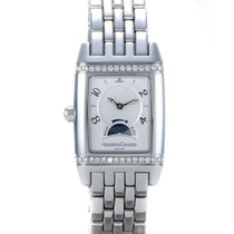 Jaeger-LeCoultre Reverso Duetto Steel 25mm
