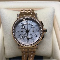Breguet Marine 8828BR/5D/586 DD00 New Rose gold 34.6mm Automatic