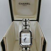 Chanel Première Steel 20mm White