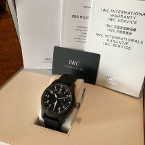 IWC Big Pilot Top Gun Ceramika 46mm Czarny Arabskie
