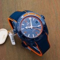 Omega Seamaster Planet Ocean Keramiek 45.5mm Blauw Arabisch Nederland, Amsterdam