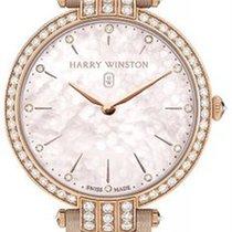 Harry Winston Premier PRNQHM36RR001 pre-owned
