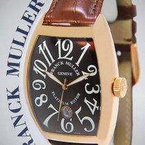 fc8aa7dd8a189 Franck Muller 8880 SC DT Rose gold Cintrée Curvex 39mm pre-owned United  States of