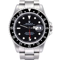 Rolex GMT-Master II Steel 40mm Black No numerals United Kingdom, Manchester