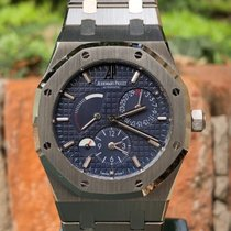 Audemars Piguet Royal Oak Dual Time 26120ST.OO.1220ST.02 2009 pre-owned