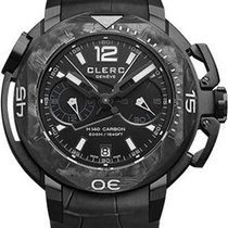 Clerc Hydroscaph L.E. Central Chronograph H 140-7 new