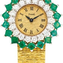 Piaget Yellow gold 3952A6 United States of America, New York, New York