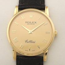 Rolex Cellini 5116 Sehr gut Gelbgold 32mm Handaufzug Deutschland, MÜNCHEN