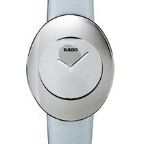 Rado Steel 33mm Quartz R53739306/01.963.0739.3.030 new