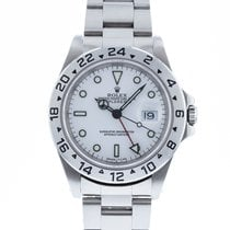 Rolex Explorer II Steel 40mm White United States of America, Georgia, Atlanta