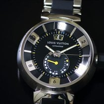 Louis Vuitton Steel Automatic Q109G pre-owned