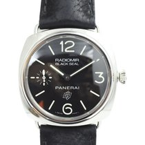 Panerai Radiomir Black Seal PAM00380 pre-owned