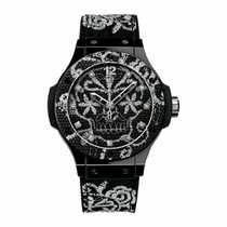 Hublot Big Bang Broderie 343.CS.6570.NR.BSK16 2019 new