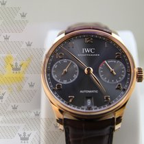 萬國 IW500702 Portugieser Automatic Rose Gold