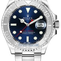 Rolex Yacht-Master 40 Steel 40mm Blue United States of America, New York, Airmont