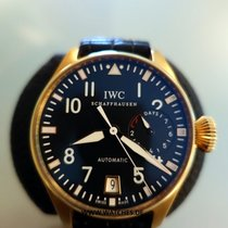 IWC Big Pilot Tourneau Rose Gold Limited 50 pieces. - IW500408