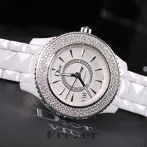 Dior VIII White Ceramic Diamond