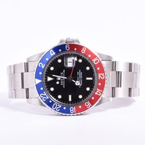 Rolex GMT Master 16750 Box&Papers Never Polished