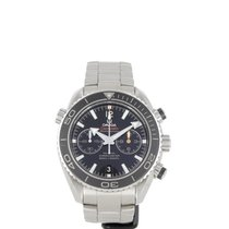 Omega Seamaster Planet Ocean Chronograph Acier 45.5mm Noir France, Bordeaux