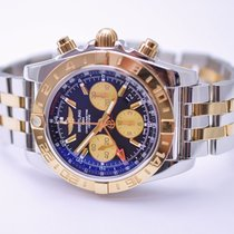 Breitling Chronomat Certifie GMT 44mm Stainless Steel and 18K...