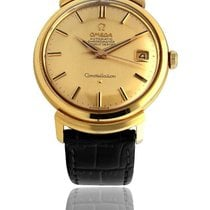 Omega Constellation Grand Luxe Gold 18 K.