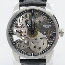 Tissot T-complication Squelette Mechanical Hand-wind  W/ B&p