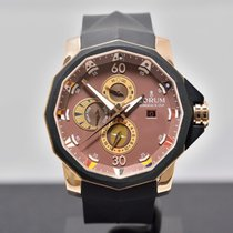 Corum Admiral's Cup Seafender Tides 48 Pink Gold