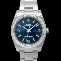 Rolex Steel Automatic Blue 36mm new Oyster Perpetual 36