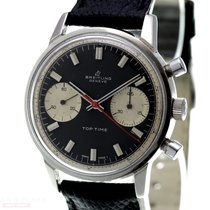 百年靈 Vintage Top Time Ref-2002-33 Stainless Steel Bj-1968