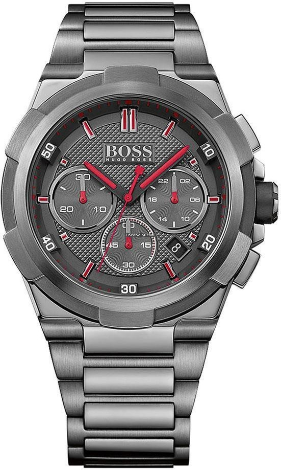 best authentic best website exclusive range Hugo Boss Supernova Chronograph 1513361 Herrenarmbanduhr Klassisch schlicht