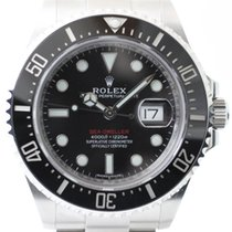 Rolex Sea-Dweller RED from 2018 complete with box and papers