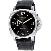 Panerai Luminor Due Otel 45mm Negru Arabic