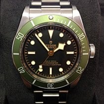 Tudor Heritage Black Bay Harrods Green - 2018 Unworn