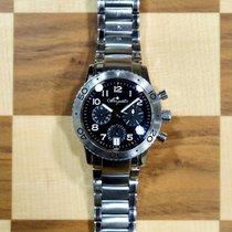 Breguet Type XX - XXI - XXII Steel Black Arabic numerals United States of America, North Carolina, Charlotte