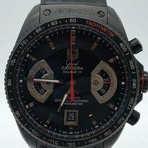 TAG Heuer Grand Carrera Steel 43mm Black No numerals United States of America, New York, New York