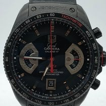 TAG Heuer Grand Carrera CAV518B pre-owned