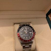 Rolex GMT-Master II 16710 Cole Bezel 2000 Rare P serial