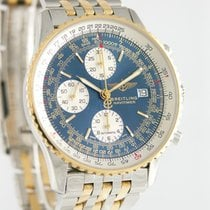 Breitling Old Navitimer pre-owned 41mm Gold/Steel