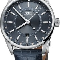 Oris Artix Pointer Steel 42mm Blue Arabic numerals United States of America, California, Moorpark