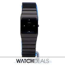Rado Ceramic 32mm Quartz R21702702 new