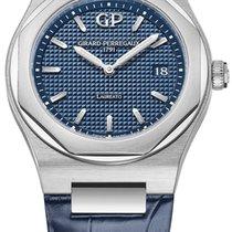 Girard Perregaux Laureato 80189-11-431-CB4A new