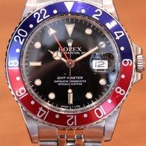 Rolex GMT-Master Сталь