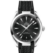 Omega Seamaster Aqua Terra Steel 41mm Black No numerals United States of America, New York, New York