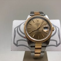 Rolex Oyster Perpetual Date usados 34mm Oro Acero y oro