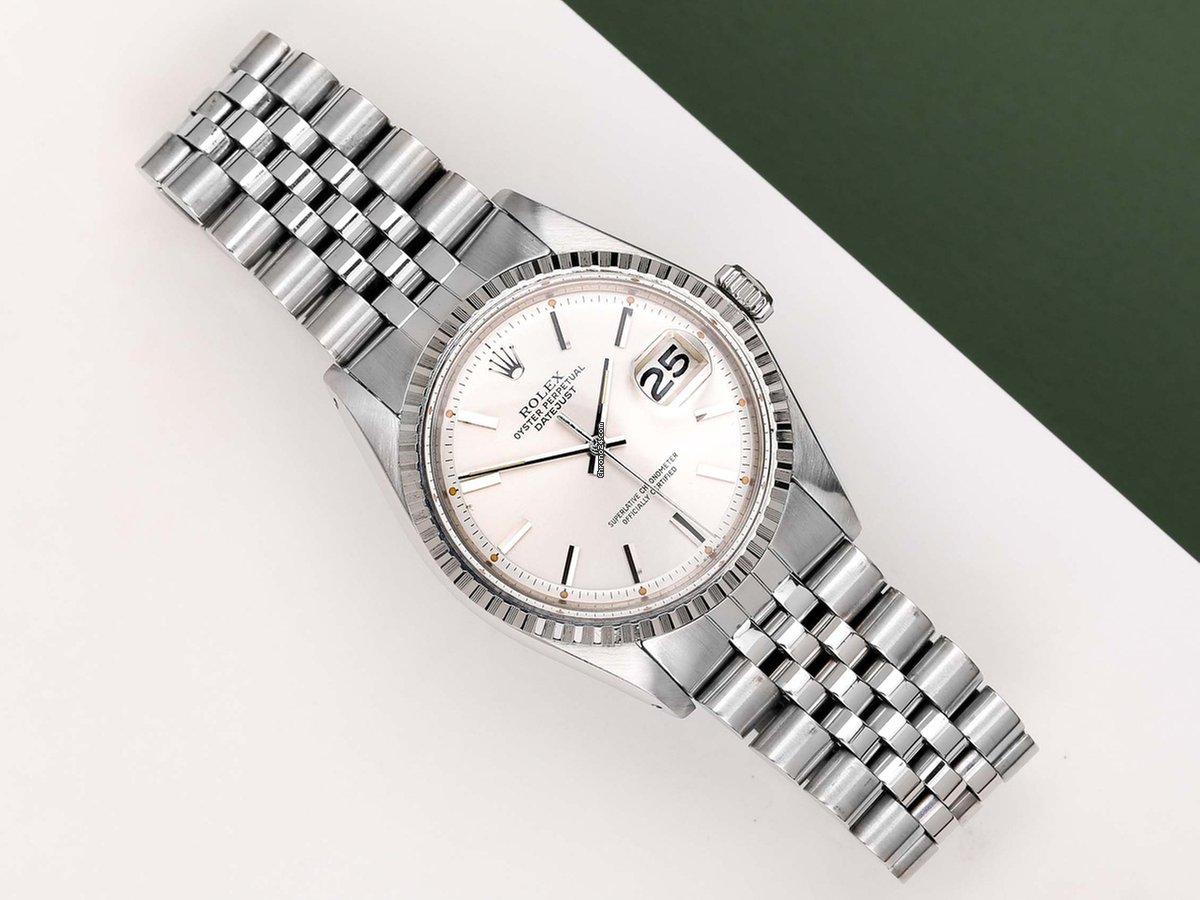 0fbc81658c78 Rolex Datejust 36 Ref. 1603