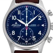 Alpina Startimer Pilot Automatic AL-725N4S6 new