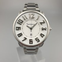 Tendence Steel 40mm Quartz TG840004 new