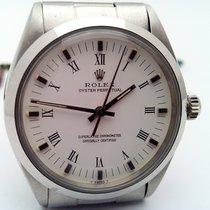 Rolex Oyster Perpetual 34 nuevo 1982 Automático Reloj con estuche y documentos originales 1002
