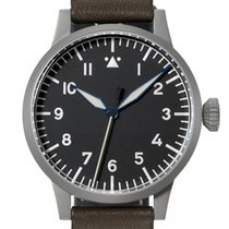 Laco Steel 39mm Automatic 862094 new